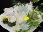 松島観光ホテル岬亭の特別料理