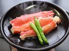 松島観光ホテル岬亭の特別料理「秋風のお献立」