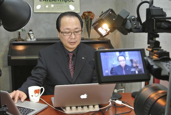 「満漢全席」で、リアルタイム視聴者の絡み爆発!!