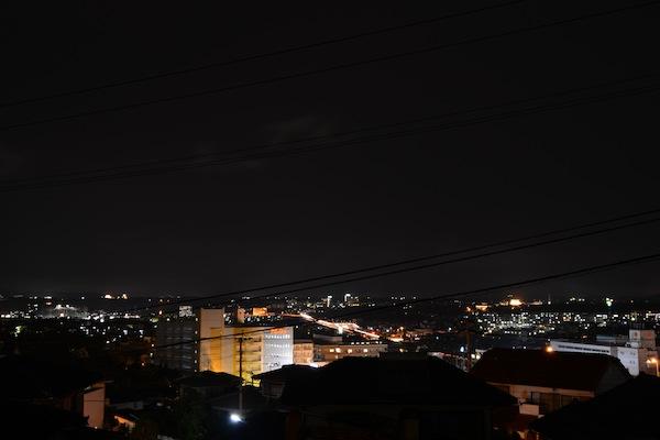 夜景撮影の難しさ