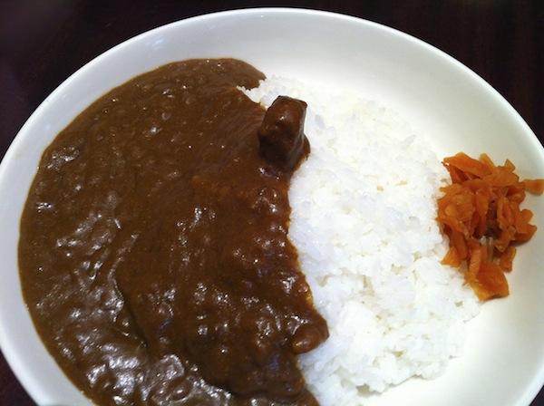 こんなカレーライスが食べたい(3)岡田珈琲