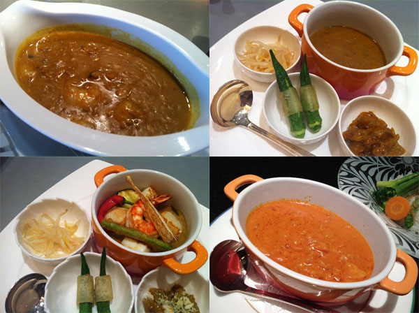 こんなカレーライスが食べたい(2)熊本ホテルキャッスル