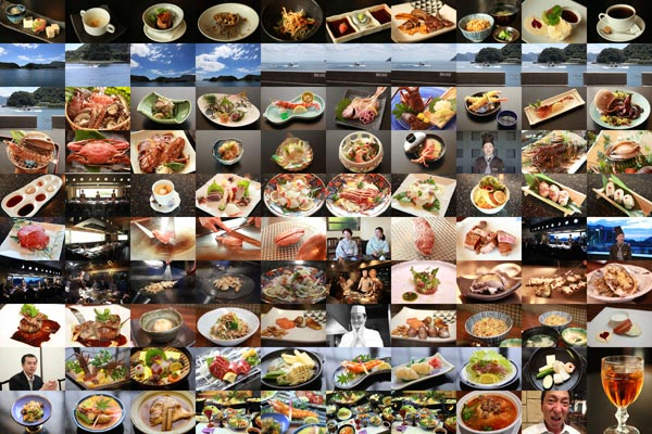 UST番組「満漢全席」で料理100連発!!