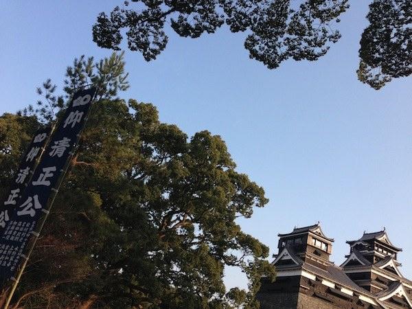 初詣・・・加藤清正神社