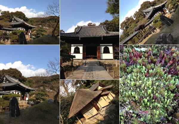 京都・鷲峰山 高台寺