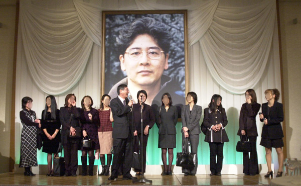 苧木晃が世を去って11年近くに・・・