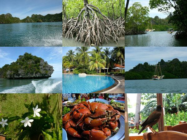 お薦め海のリゾートは、ランカウィ島!!