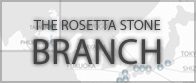 THE ROSETTA STONE BRANCH [b^Xg[u`