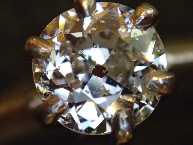 100年前のダイヤモンド。