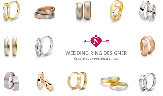 NIESSING WEDDING RING DESIGNER